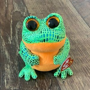Beanie Boo's Speckles Frog